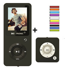 MP3-Player Made in Germany Royal *Duo-Pack* - Schwarz - 100 Stunden Wiedergabe