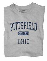 Pittsfield Ohio OH T-Shirt EST