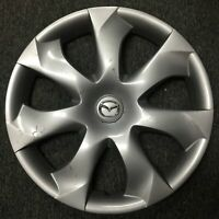 Single OEM HubCap WheelCover for 2014-2016 Mazda 3 B45A-37-170 56557