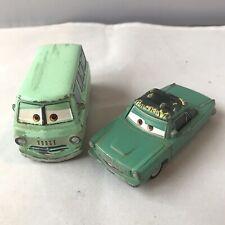 Disney Pixar Cars Rusty & Dusty Rusteeze Diecast 1:55 Bundle Toy