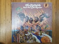 The Stylistics Let's Put it All Together 1974 VG+ Vinyl LP NM Shrinkwrap Cover