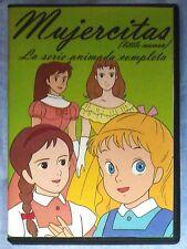 Serie tv Mujercitas (pregunta antes de comprar!!)