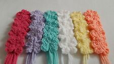 Berry Crafts - 30x all'uncinetto colori misti Fiori/Natale/(6)