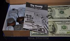 EDUCATIONAL INSIGHT BIG MONEY - NEW - 3-D MAGNETIC COINS AND BILLS