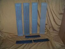 1999-'06  LH or RH 2nd Row Door Sill Plate for Suburban, Yukon XL, Tahoe & Yukon