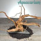 Spider Wood Aquarium Driftwood Mounted On Slate Natural Spiderwood (Choose Size)