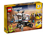 Lego Creator 3 in 1 31107  Space Rover Explorer ~ NEW ~