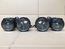BMW E30 M3 CABRIO Schwarze Original HELLA Scheinwerfer M Technik Black Headlight