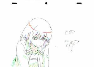 SALE! Anime Genga Not Cel: ToraDora! #640