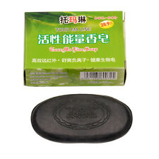 New   BAMBOOS Tourmaline Soap For Ance facial & Body Beauty Healthy