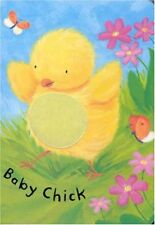 (Good)-Baby Basket: Baby Chick (Hardcover)--1405035447