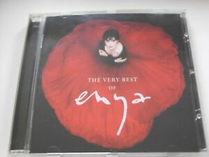 ENYA Very Best of Greatest Hits (Orinoco Flow, Only Time) CD