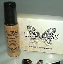 LUMINESS AIR - Airbrush FOUNDATION Shade #F5 - .55 oz BOTTLE - ULTRA FINISH *NEW