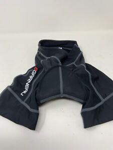 Louis Garneau Girl's Request Promax Bike Shorts Black Size XS New No Tags