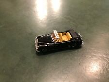 modellino Ricko Busc mercedes benz type 300c limousine 1955 1/87 collezione