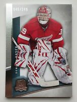 2012-13 Upper Deck The Cup 46/249 Dominik Hasek Parallel Card
