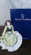 """Royal Doulton Lady Figurine Hn 3693 """"April"""""""