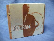 COLTRANE THE CLASSIC QUARTET - COMPLETE IMPLUSE STUDIO RECORDINGS ON CD