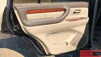 LX470     1998 Door Trim Panel, Rear 364585