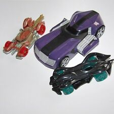 Battle Force 5 Hot Wheels Toy Vehicle Set (Reverb zelix fangore) mattel