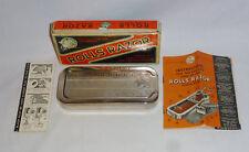 Rolls Razor Imperial #2 Razor Blade Sharpener Complete In Box