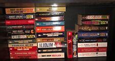 31 Robert Ludlum Books Jason Bourne Covert One Paul Janson Thriller Paperback