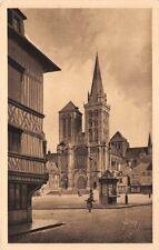 LISIEUX - LA catedral de de Saint-Pierre - EL DULCE NORMANDIA