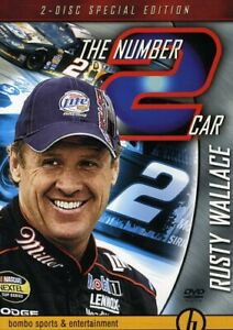 The Number 2 Car: Rusty Wallace [New DVD] Special Ed, Widescreen