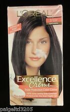 L'Oreal Excellence Creme Triple Protection Hair Color #3 Natural Black