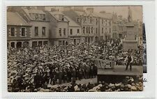 More details for picture postcard of a selkirk standard bearer (c27596)