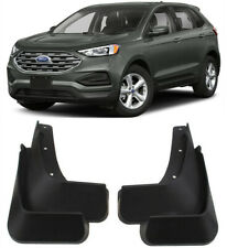 New OEM Sport Splash Guards Mud Guards Mud Flaps Fit For 2019-2021 Ford Edge SUV