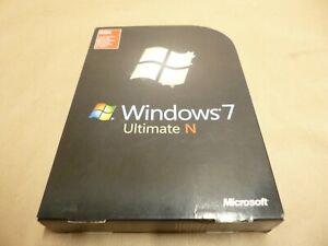 Microsoft Windows 7 Ultimate,