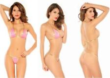Spandex Petite Swimwear Bikini Sets for Women