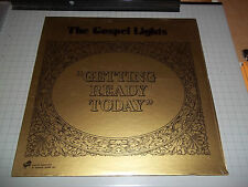 """The Gospel Lights """"Getting Ready Today"""" Rare NEW Sealed Stereo Xian Gospel LP"""