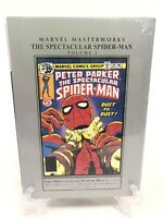 Spectacular Spider-Man Volume 2 Col #16-31 Marvel Masterworks HC Hard Cover New