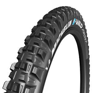 Michelin E-Wild Front Tyre - TL-Ready - Folding