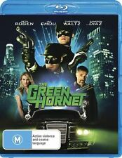 The Green Hornet - New/Sealed ss Blu Ray Region B