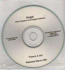 (CI100) Angel, There's A Girl - DJ CD