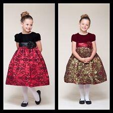 Girl Christmas Dress / Vestido de Nina de Navidad