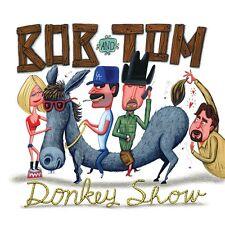 Bob and Tom Donkey Show comedy 2006 3 CD set Q95 NEW!