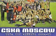CSKA MOSCOW FOOTBALL TEAM PHOTO>2004-05 SEASON