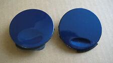 04-2010 Astra H MK5 3 puerta escotilla Sri Sxi XP Ojo Remolque Parachoques cubre Ultra Blue