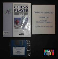 JUEGO ATARI ST  CHESS PLAYER 2150, OXFORD SOFTWORKS, NO TESTED