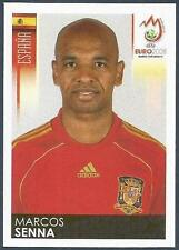 PANINI EURO 2008- #425-ESPANA-SPAIN-MARCOS SENNA