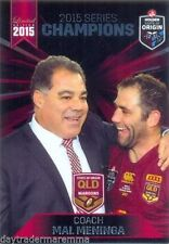 Mal Meninga State of Origin NRL & Rugby League Trading Cards