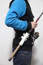 Fishing Rod Pole Holder Fishing Belt Tube Pole Holster An Extra Helping Hand
