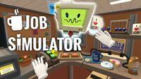 Job Simulator VR PC Steam - Global! - Read DESC