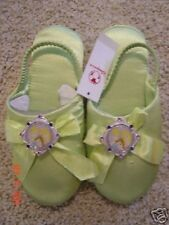 DISNEY STORE GIRLS PRINCESS SLIPPERS SIZE 2-3-NEW