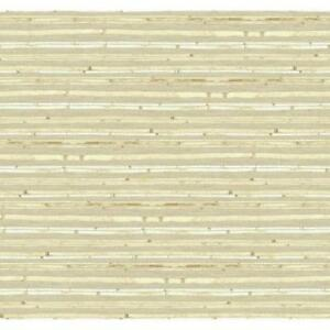 Wallpaper Beige and Cream Faux SMOOTH Grasscloth Looking Washable