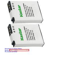 Kastar Replacement Battery for Nikon EN-EL12 ENEL12 & Nikon Coolpix S8100 Camera